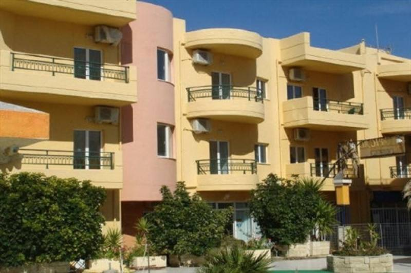 Appartementen Royal House - Chersonissos - Heraklion Kreta